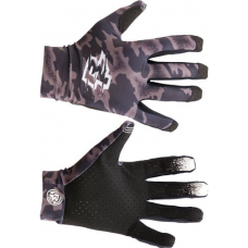 Вело перчатки RACE FACE AMBUSH CAMO GLOVES-BLACK-L