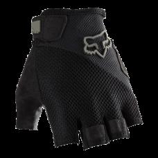 Перчатки FOX Reflex Gel Short Glove черные