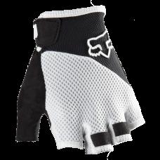 Перчатки FOX Reflex Gel Short Glove белые