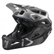 Вело шлем LEATT Helmet DBX 3.0 Enduro Brushed, M