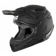 Мотошлем LEATT Helmet GPX 4.5 Satin ECE Black, L