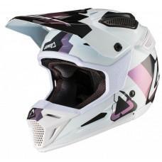 Мотошлем LEATT Helmet GPX 5.5 V19.2 White/Black, L