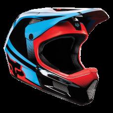 Шлем FOX Rampage Comp Imperial Helmet черно-синий