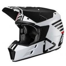 Мотошлем LEATT Helmet GPX 3.5 ECE White, XL