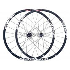 Колесо ZIPP Wheel 30 Course Disc Brake Front Clincher, Convertible includes- Quick Release, 12mm & 15mm Through Axle Caps