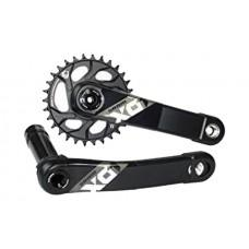 Шатуны SRAM  X01 AM FC X01 EAGLE BB30AI 170 BLK DM 30T