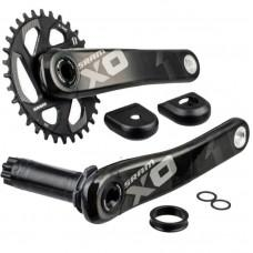 Шатуны SRAM X01 AM FC X01 BB30 170 BLK XSYNC DM 32T