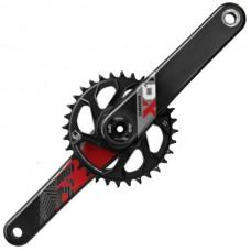 Шатуны SRAM X01 AM FC X01 BB30 170 RED XSYNC DM 32T