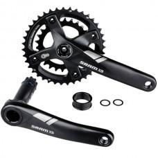 Шатуны SRAM  X5 BB30 10Sp 175 Black 39,26Т (GXP Cups Not Included)