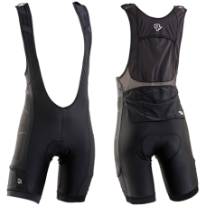 Вело шорты RACE FACE STASH MENS BIB-STEALTH L