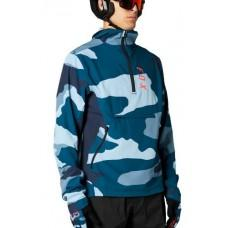 Вело куртка FOX RANGER WIND PULLOVER [Tender Shoots]  XL