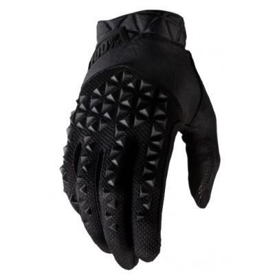 Вело перчатки Ride 100% GEOMATIC Glove [Black], M (9)