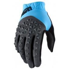 Вело перчатки Ride 100% GEOMATIC Glove [Cyan], XL (11)