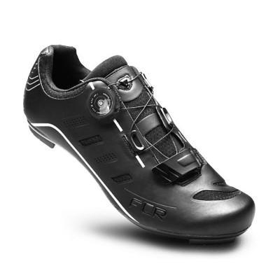 Велосипедные туфли шоссе FLR F-22 (+ носки.) Черный