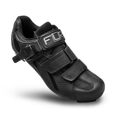 Велосипедные туфли шоссе FLR F-15 черный