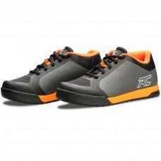 Вело обувь Ride Concepts Powerline Men's [Charcoal/Orange]