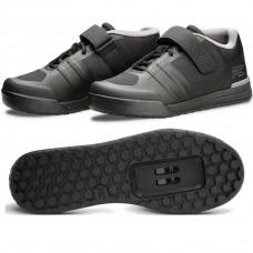 Вело обувь Ride Concepts Transition Men's - CLIPLESS [Black/Charcoal]