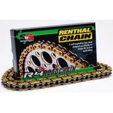 Цепь мото Renthal R4 Road SRS Chain 520-118L