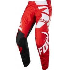 Детские мото штаны FOX KIDS 180 SAYAK PANT [RED], K5