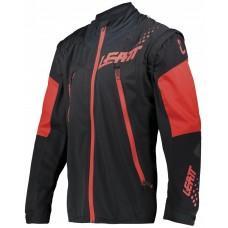 Мото куртка LEATT Jacket GPX 4.5 Lite [Black Red], L