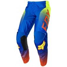 Детские мото штаны FOX YTH 180 OKTIV PANT [Blue], Y 22