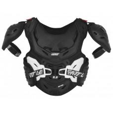 Детская защита тела LEATT Chest Protector 5.5 Pro HD Jr [Black], One Size