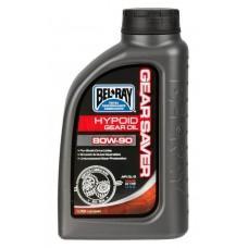 Масло трансмиссионное Bel-Ray Gear Saver HYPOID [1л], 80w-90