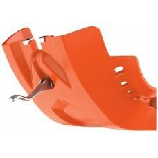Защита двигателя Polisport FORTRESS Skid Plate [Orange]