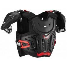 Детская защита тела LEATT Chest Protector 4.5 Pro Jr [Black/Red], YS/YM