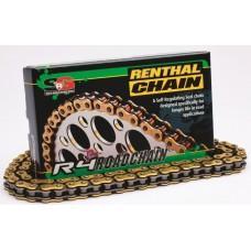 Цепь мото Renthal R4 Road SRS Chain 530-120L