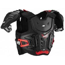 Детская защита тела LEATT Chest Protector 4.5 Pro Jr [Black/Red], YL/YXL