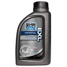 Масло моторное Bel-Ray EXL Mineral 4T Engine Oil [1л], 10w-40