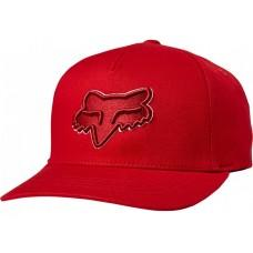 Детская кепка FOX YOUTH EPICYCLE 110 SNAPBACK [Red/White], One Size