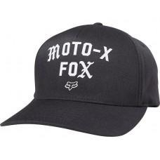Кепка FOX ARCH FLEXFIT [BLACK], L/XL