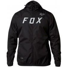 Куртка FOX MOTH WINDBREAKER [Black], S