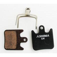 Дисковые тормозные вело колодки ASHIMA для HOPE TECH V2/X2