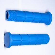 Вело грипсы KBG MTB Square [blue], One Size