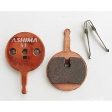 Дисковые тормозные вело колодки ASHIMA для AVID BB5