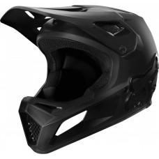 Детский вело шлем FOX YTH RAMPAGE HELMET [BLACK], YL