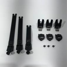 Набор ремешков FOX COMP X STRP KIT [BLACK]