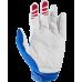 Перчатки Fox Dirtpaw Race Gloves сине-белые