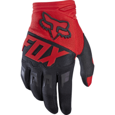 Перчатки Fox Dirtpaw Race Gloves красные/черные