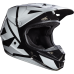 Шлем FOX V1 Race Helmet черный