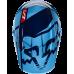 Шлем FOX V1 Race Helmet темно-синий