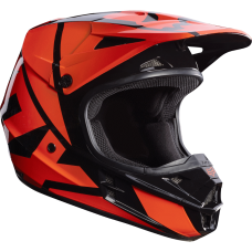 Шлем FOX V1 Race Helmet оранжевый