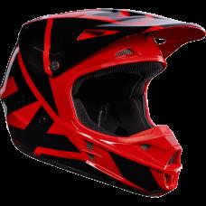 Шлем FOX V1 Race Helmet красный