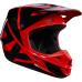 Шлем FOX V1 Race Helmet красный