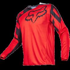 Джерси FOX 180 Race Jersey красная