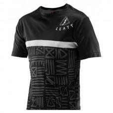 Вело джерси LEATT Jersey DBX 1.0 Black, L