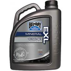 Моторное масло Bel-Ray EXL Mineral 4T Engine Oil [4л]